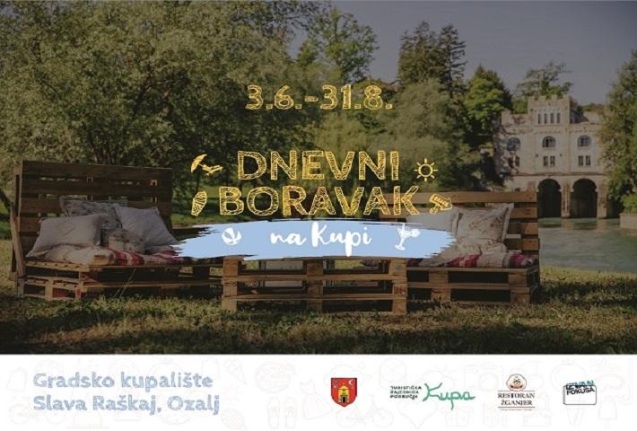 PRVI VIKEND U DNEVNOM BORAVKU NA KUPI 03.06 – 06.06.