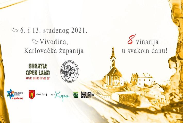 VIVODINA WINE&WALK 06. i 13.11. – najava
